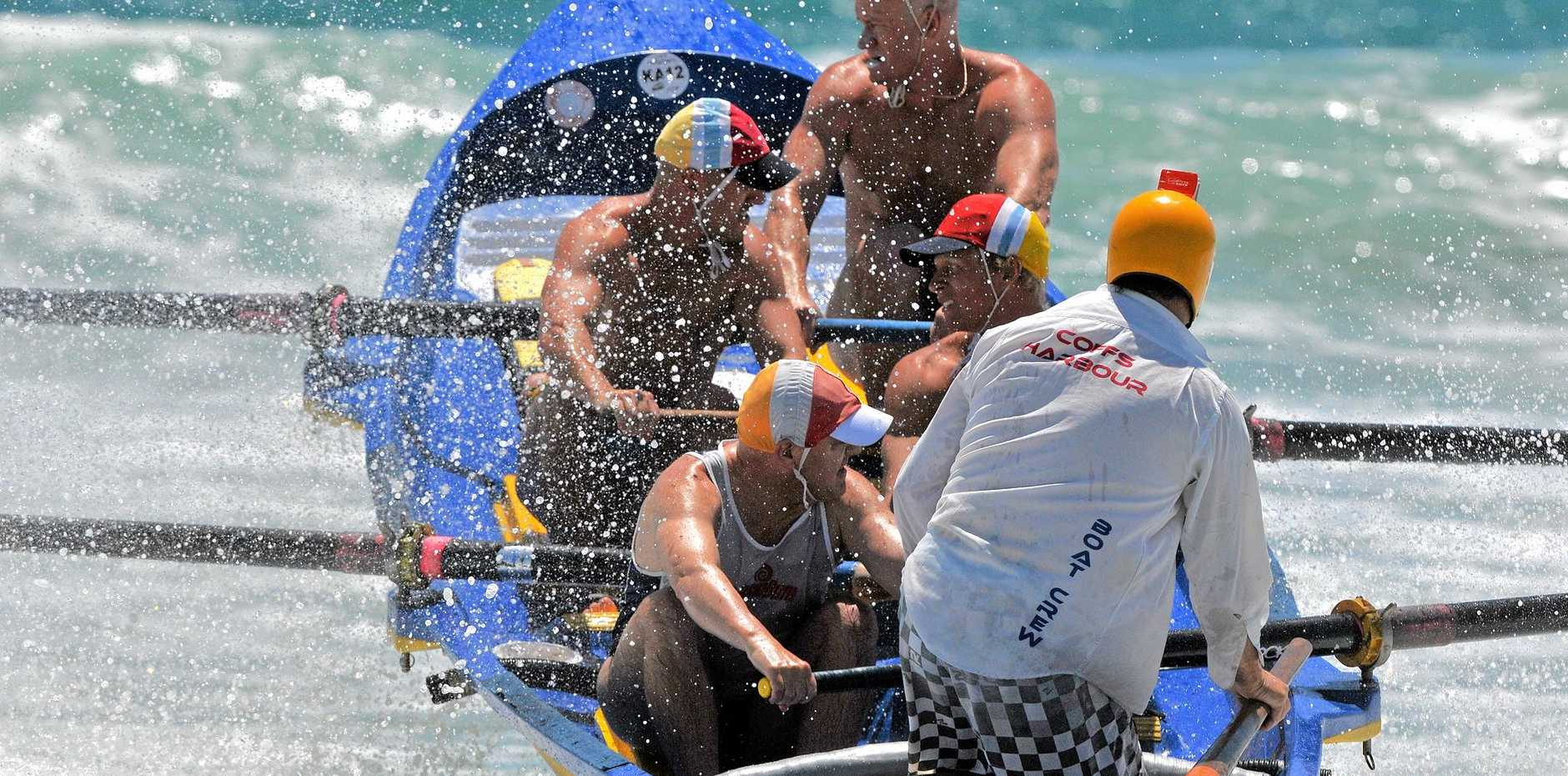 Coffs Harbour SLSC is hosting a 'come and try day' for surfboat rowing in Jetty harbour on Sunday.