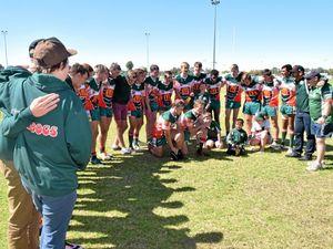 U16s Bulldogs secure spot in grand final