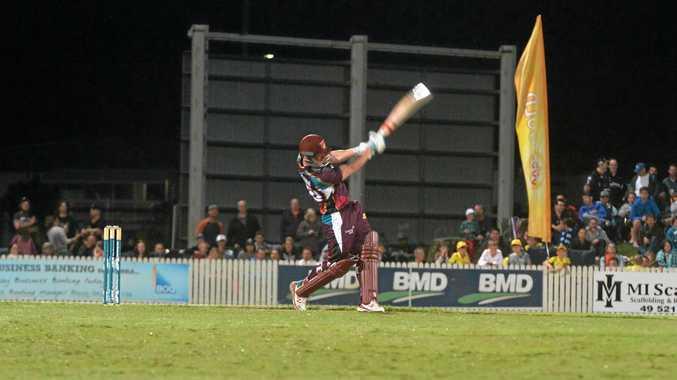 Queenslander Chris Lynn will captain the Australia A team in the Quadrangluar A series that kicks off in Mackay next week