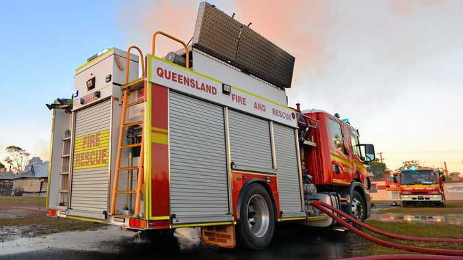 Queensland Fire and Emergency Services will conduct a critical burn-off at Caloundra tomorrow.