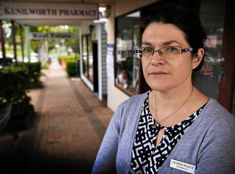 Kenilworth Pharmacist Astrid Paget says the town desperately needs a doctor.