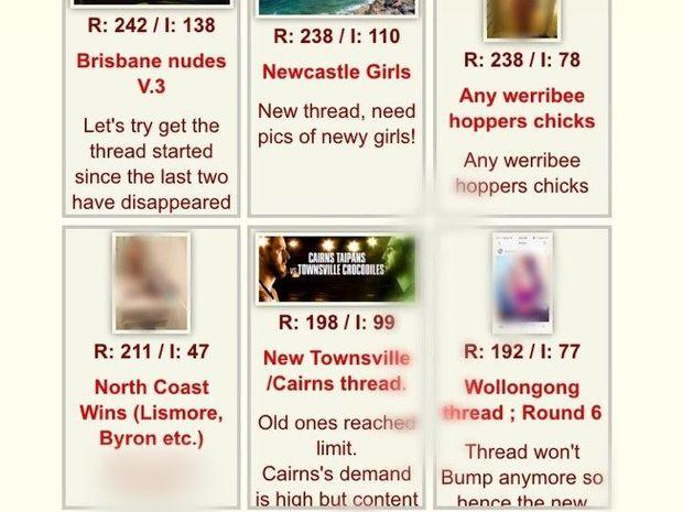 cash classifieds porn Queensland