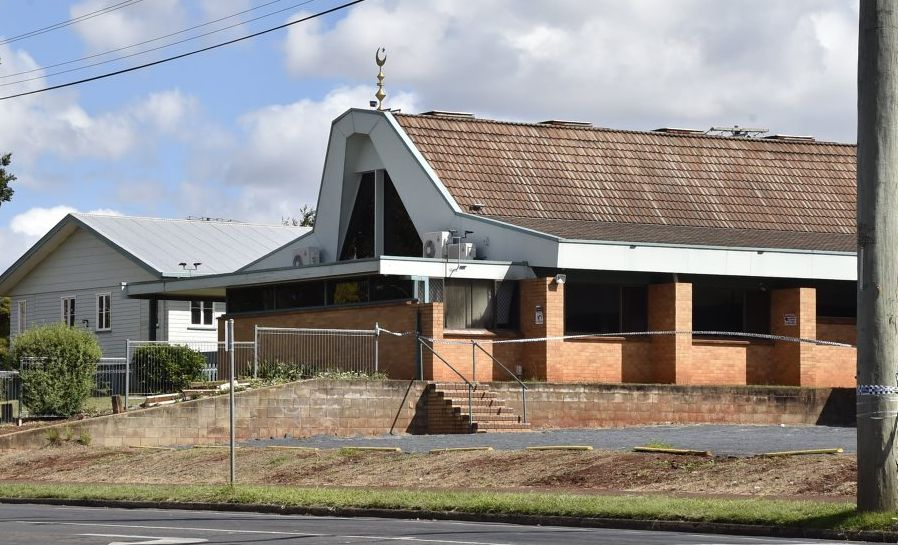 Toowoomba Mosque on West Street. Photo Bev Lacey / The Chronicle