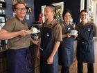 Jamcia Blue staff (from left) Lee Talbot, Joseph Ellis, Adam Salter and Jami Lee Bouttell.