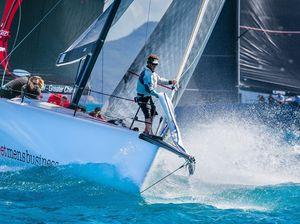 Australian Yachting Championship fleet prepares for Hamo