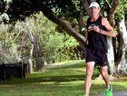 RARING TO GO: Golden Beach's Peter Cumming runs his fifth Sunshine Coast marathon on Sunday.