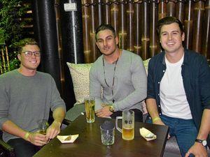 Grand opening of trendy new Noosa bar
