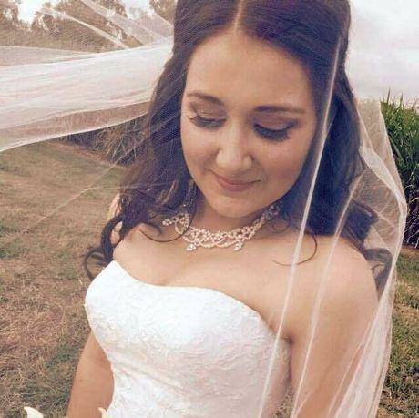 Bride Brittany Eden.