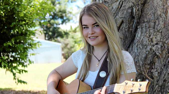 TALENTED: Tinbeerwah's Sami McGrath will feature in the Emerging Talent Showcase at next week's Gympie Muster.