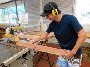 Knock on wood: Nerves of steel for WorldSkills finalist