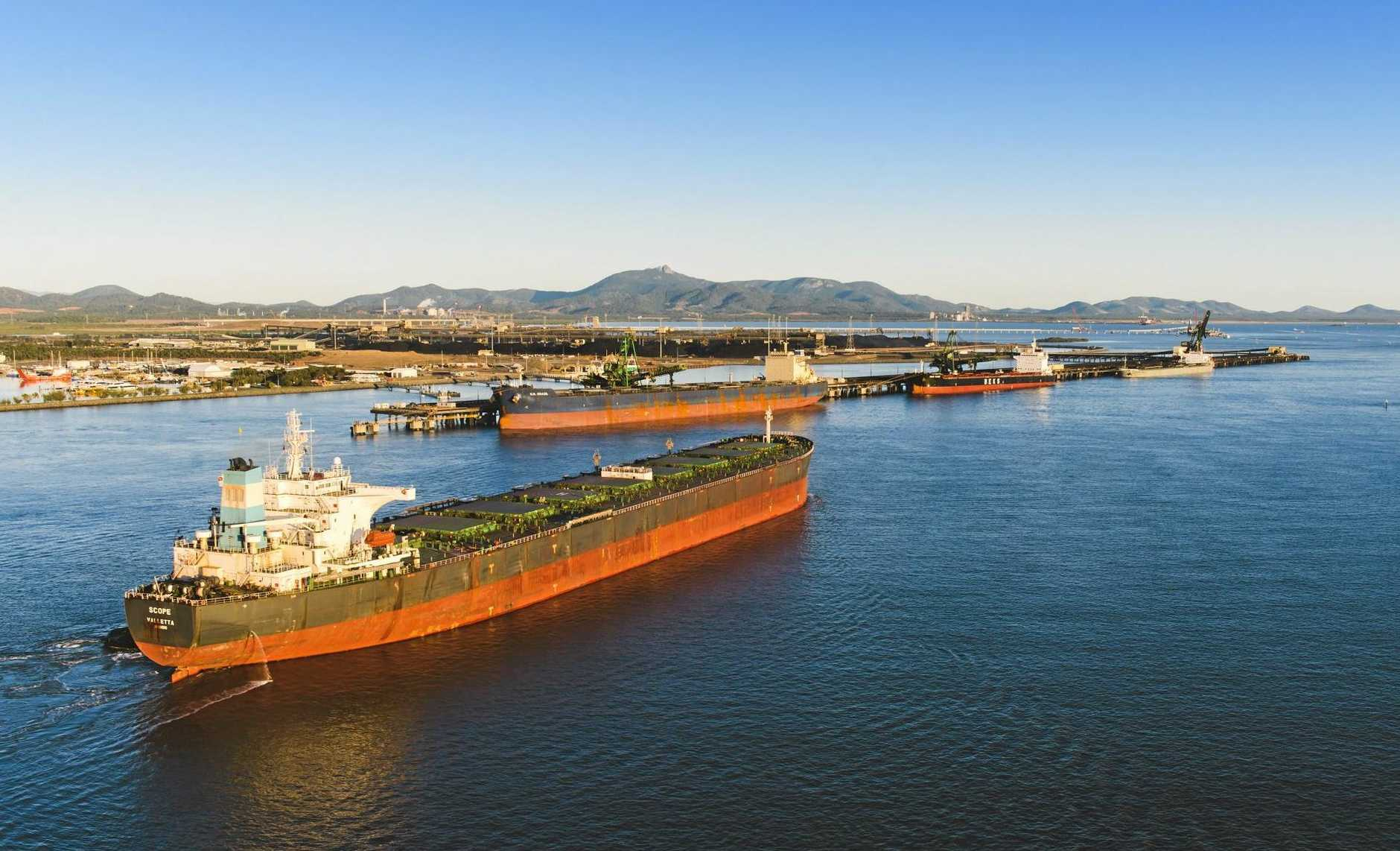 The Gladstone Ports Corporation has recorded a record amount of tonnages for the 2015-16 year.