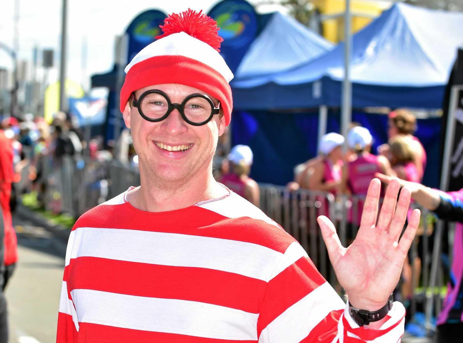 EASY TO FIND: Between 100-150 runners will kick-start the 7 Sunshine Cosat Marathon festivities with the Cricks Fun Run at Alexandra Headland this evening.