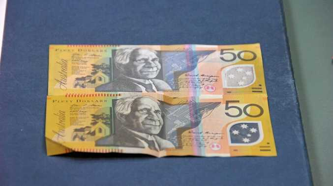 Take a close look at your fifties with counterfeit notes in circulation in Mackay