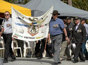 LISTEN: 'Thank you' Vietnam Veterans for all you have done