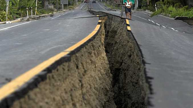 exactly what is an earthquake and how is it measured mackay daily