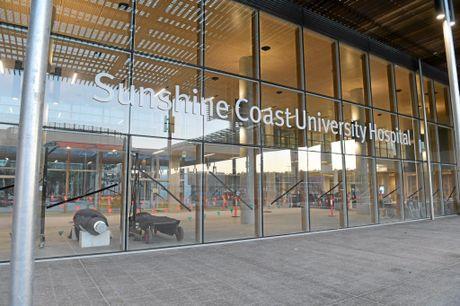 INCOMING: Construction of the Sunshine Coast Public University Hospital.
