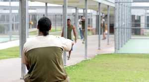 Inside Maryborough Correctional Centre.