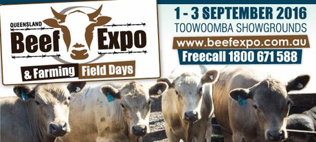 Learn about all things beef at the Queensland Beef Expo.