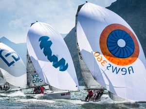 Coast skipper hits Italy for his assault on world titles
