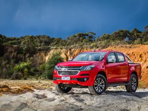 MY17 Holden Colorado Crew Cab pick-up road test and review