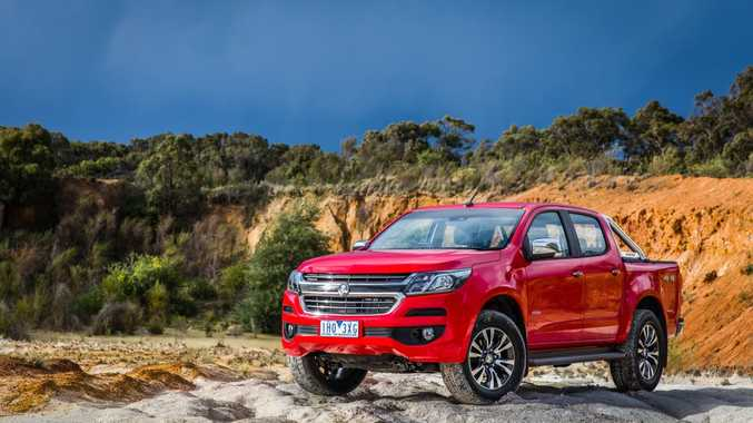 MUCH IMPROVED: Model Year 2017 Holden Colorado brings a host of suspension, steering, tech and safety upgrades to tackle the quality-packed 4x4 ute segment