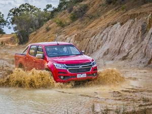 Major engineering and technology changes for Holden Colorado