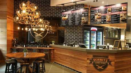 Schnitz is opening in Grand Central