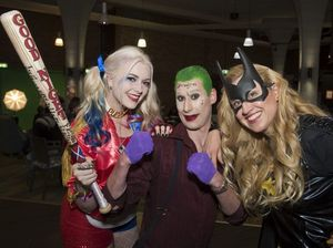 USQ event brings out superheroes