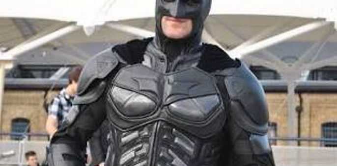 Batman will be flying into Gympie today