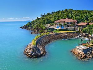 Take a sneak peek at this $19m Whitsunday mansion