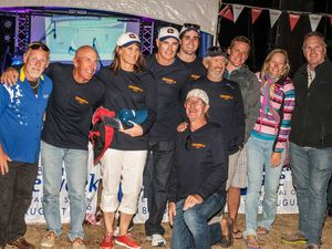 Locals claim awards at Race Week