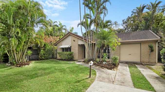 This two-bedroom brick and tile home in need of an upgrade attracted 17 registered bidders last weekend before it sold for an amazing price.