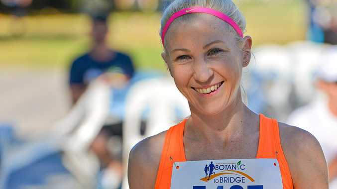 CONTENDER: Clare Geraghty will be among the ones to beat in the women's field for the marathon.