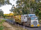 OUTBACK TRAVELS: Heart of Australia on the road in outback Queensland.