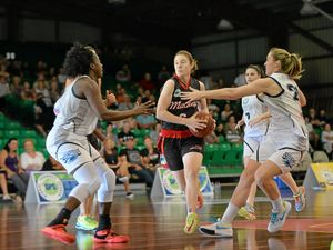Mackay Meteorettes to roll Gold Coast Rollers