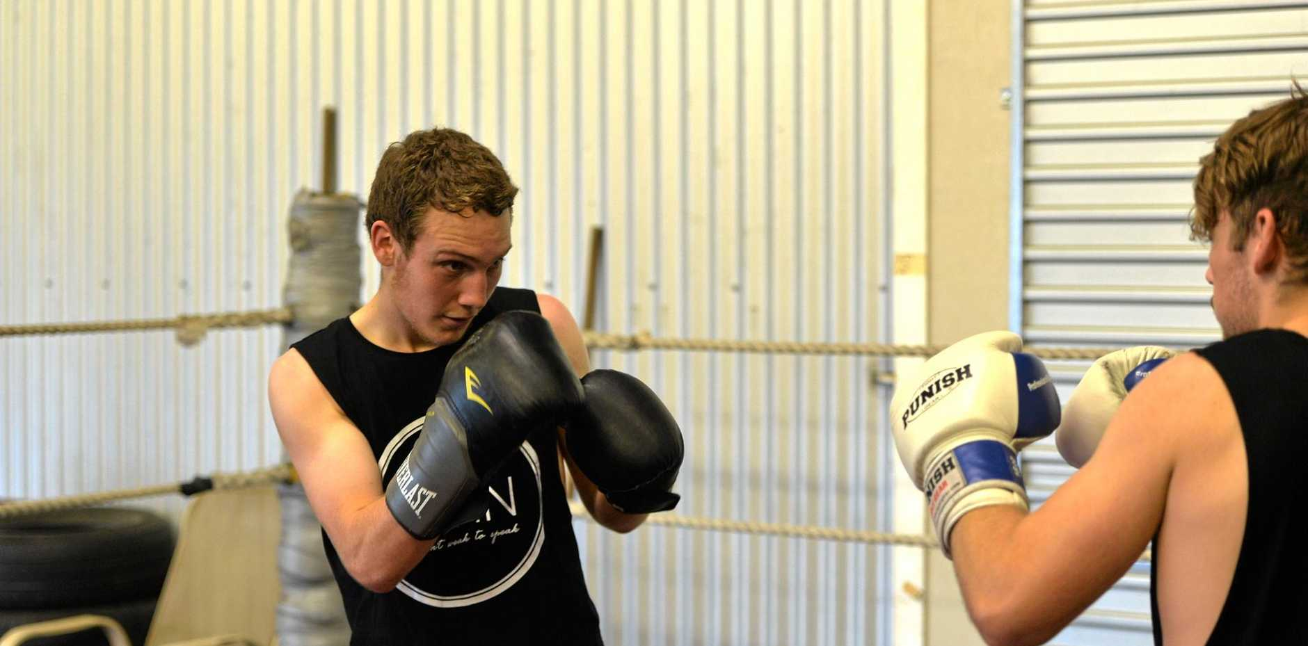 Harrison Duffy is the next big thing according to his coach Shane Smith.