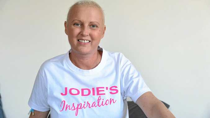 Jodie McRae of Lismore, founded