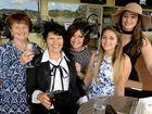 Kaye Hallett, Charmaine Kitching, Sue McDonald, Stephanie Kennedy and Brittany French.
