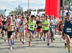 Of course the Sunshine Coast Marathon is a beauty