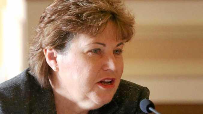 CHECKS AND BALANCES: Bundamba MP Jo-Ann Miller dominated Estimates hearings.