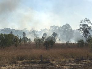BREAKING: 'Multiple fronts': Firies struggle to control blaze