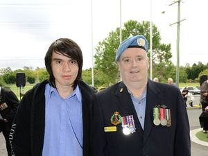 Vietnam Veterans Day salute