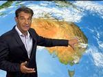 Seven weather presenter Livio Regano.