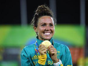 SHOCK GOLD: Australian Chloe Esposito wins pentathlon