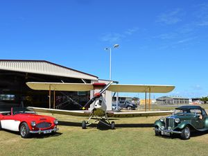 Torque of the town as MG club to set up in Mackay