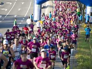 Gladstone locals run the Botanic to Bridge
