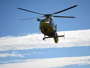 Man, 58, airlifted from Imbil forest