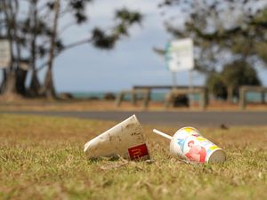 LETTER: Why are Macca eaters such grubs?