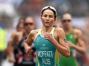 Emma Moffatt's battle for bronze in Rio