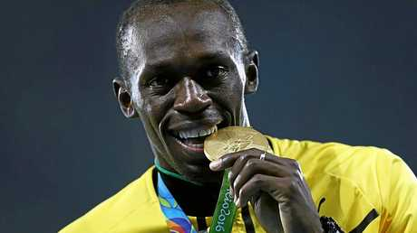 Usain Bolt now has nine gold medals.